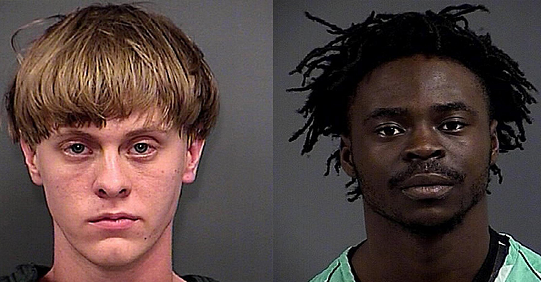 Dylann Roof Le Tueur De Charleston Agress 233 En Prison